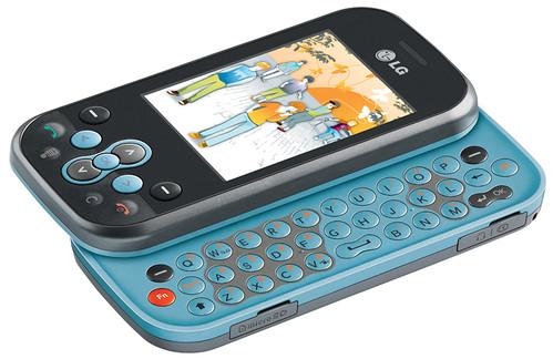 LG KS360 Etna Blue
