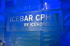 Absolut Ice Bar (Rozanne Hakala) Tags: cold ice bar copenhagen denmark delicious icebar absolut cph scandinavia kbenhavn hotel27 tornerivericeglass honungsryttare