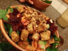 Hummm le tofu