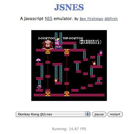 JSNES on Safari 4/Mac OS 10.6