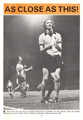 The Doog v Belenenses UEFA Cup 73-74 (bullfield) Tags: wolves doog uefacup belenenses wolverhamptonwanderers molineux derekdougan 197374 kennyhibbitt