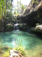 Natural Swiming Pool, Isalo National Park - by gripso_banana_prune