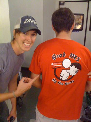 Dodgeball Logo = Frat Tshirt