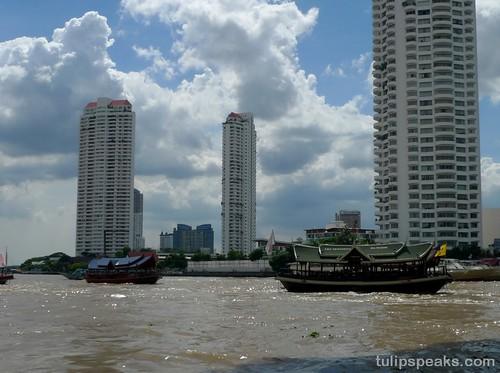 Bangkok Day 2 - Boat ride
