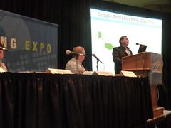 Brad Geddes speaking on Amazing PPC Tactics