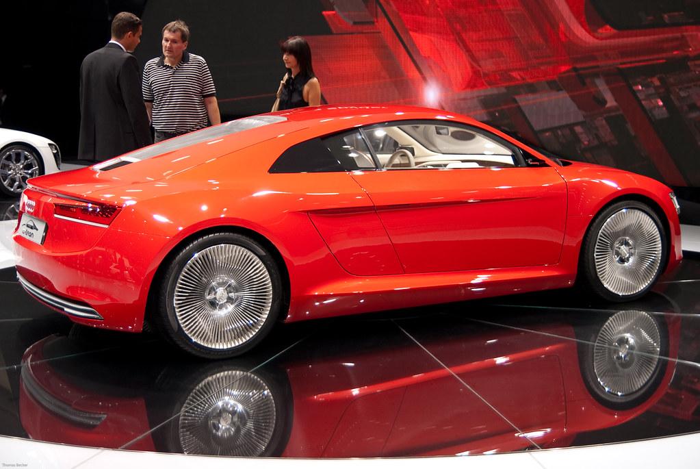 Audi e-tron Concept Car (34528)