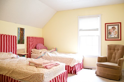 2 girls and a boy bedroom