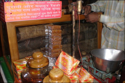 Amritsar Visit: Dead Man's Skin