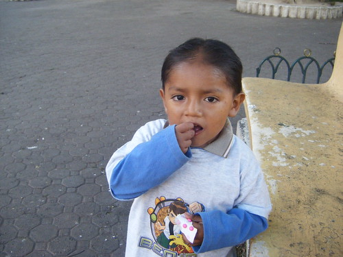 Candy in the Park (Baños)