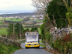 Buses to 'Biblical' villages. (Renown) Tags: buses wales solo welsh coaches caernarfon nebo northwales optare singledecker midibus expressmotors bwsgwynedd cy56mro