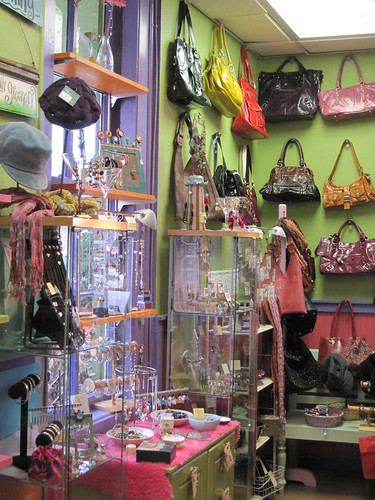Catching Fireflies Purse / Jewelry Section