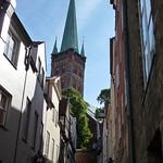 Lübeck: Church of St Peter