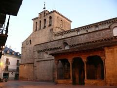 Jaca-Huesca-Aragn (calafellvalo) Tags: espaa noche flickr huesca aragon nocturnas ciudadela jaca pirineos pirinees ovejas aragn ciervos calafellvalo jacahuescaaragnpirineosciervosovejascalafelvalo reynodearagn