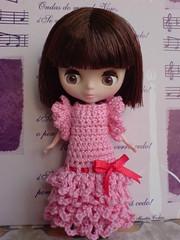 """Petite Blythe Dress """"Feria"""""""