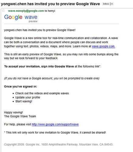 Google Wave Get