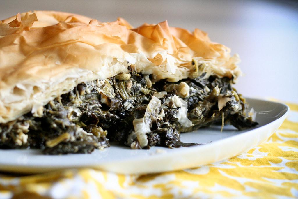 Spanokopita (Spinach Pie)