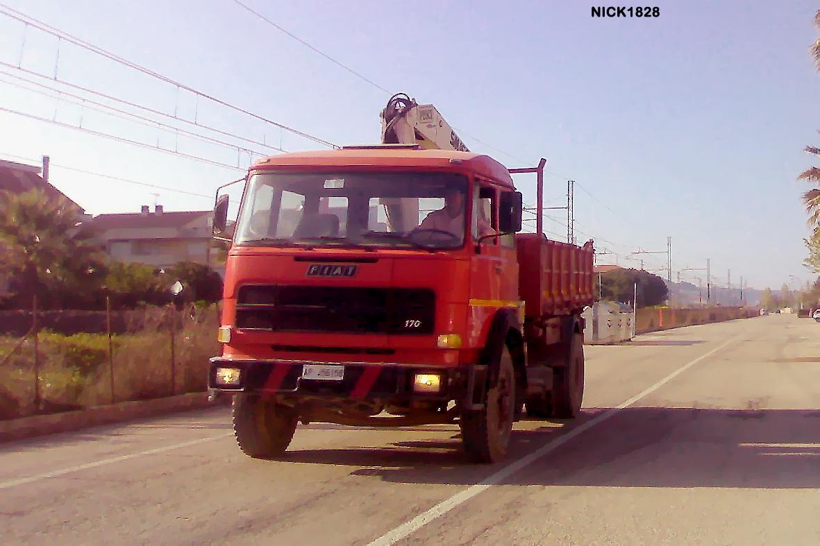 Truck - FIAT 170 - 35