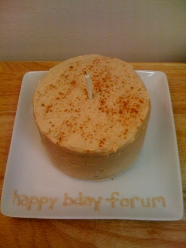 AdWords Forum Birthday Cake