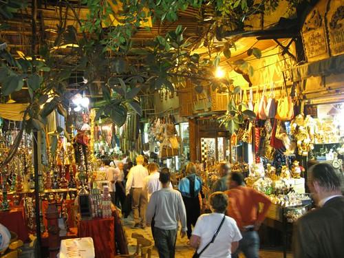 Cairo - Khan El Khalili Bazaar