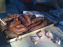 Primal sausages (V!ckie) Tags: sausage napa primal