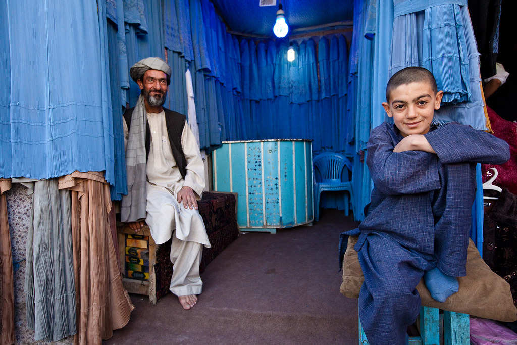 Father and Son Inc - Herat, Afghanistan