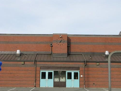 John Hay Elementary School Clock