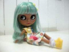 She's such a model (TachaDoll - - - Gone) Tags: with shot buh fujifilm nomi crappy