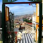 Valparaíso: Mirador Atkinson 1