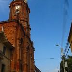 Valparaíso: Iglesia San Francisco, Cerro Baron