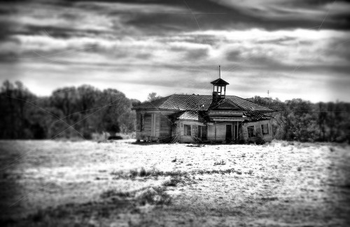 Old Shiloh School Photomatix copy