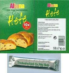 Albona Trockenhefe