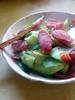 黄瓜还是西葫芦,Cucumber or Zucchini (325) (11楼朝北) Tags: chinesefood cucumber sausage homemade zucchini day325 中国菜 黄瓜 香肠 中餐 325365 西葫芦 随便做 简单吃 家里做