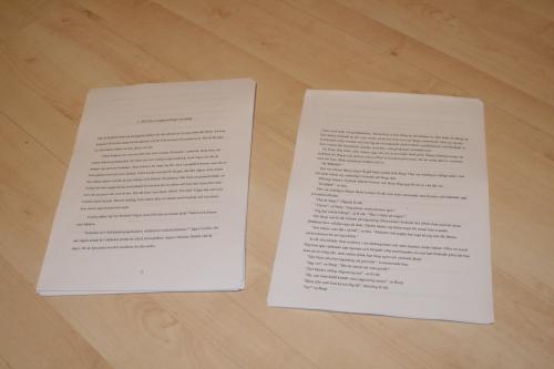 Skrivprojekt