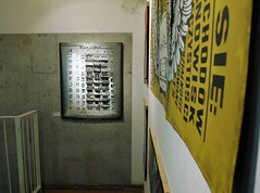 (Betty Baron) Tags: art stew expo indigo sreetart pochoir zales decoupe stencilhistoryx monstfur bettybaron galerieitinerance