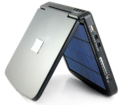 4188462399 0a8e26a82b o 1 Gadget for 100 Gadgets   Portable Solar Battery Charger