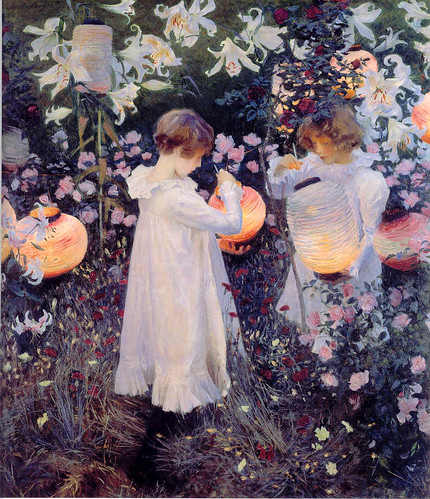John Sargent-Carnation Lily Lily Rose