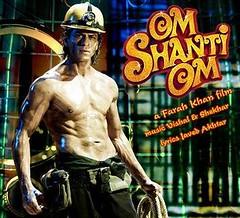 [Poster for Om Shanti Om]