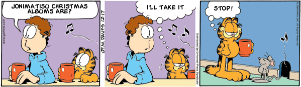 Garfield: Lost in Translation, December 17, 2009