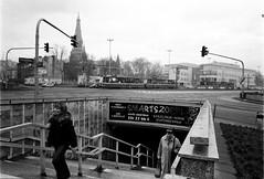 (Dusza+) Tags: street analog poland polska lodz reflecta łódźstreet