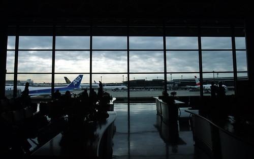 Flikr photo: Narita Terminal 1
