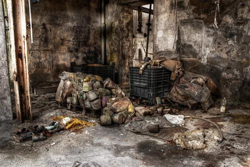 Textile factory #5