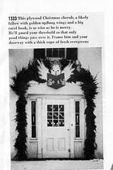 Plywood Christmas Cherob (spuzzlightyeartoo) Tags: ephemera vintageads