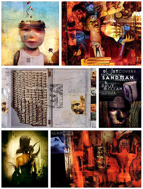 COMICBOOKS-davemckean