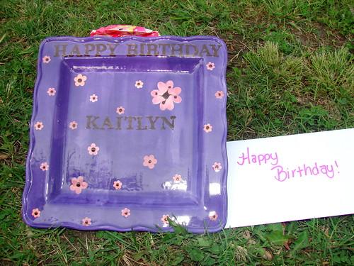 Kaitlyns gift