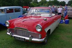 1959 Ford Zodiac MkII convertible (Graham Woodward) Tags: ford zephyr zodiac henryford fordmotorcompany fordeurope fordcars fordzephyrzodiac forduk