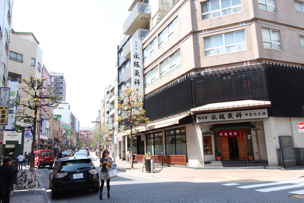 Roppongi walking guide (2)