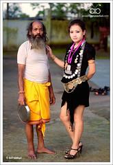 Jai Bhole Nath...Pasighat, Arunachal Pradesh (Arif Siddiqui) Tags: travel india green tourism beautiful river landscapes asia places tribal east hidden tribes northeast arif arunachal siang siddiqui pasighat eastsiang