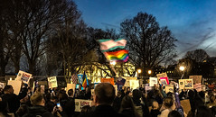 2017.02.22 ProtectTransKids Protest, Washington, DC USA 3822