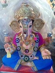 IMG-20160822-WA0022 (bhagwathi hariharan) Tags: ganpati ganpathi lordganesha god nallasopara nalasopara pooja idols