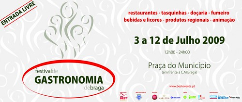 festival de gastronomia de braga